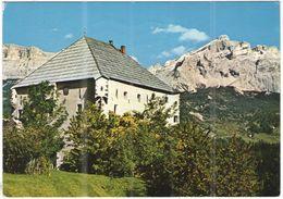 ITALIA - ITALY - ITALIE - 1987 - Serie Castelli 500 Castello Di Rovereto - Castello Colz - La Villa In Badia - Dolomiti - Bolzano (Bozen)