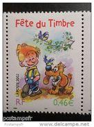 FRANCE 2002, Timbre 3467a, BOULE Et BILL, FETE TIMBRE, Neuf - Nuevos