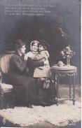 AK Familie Mit Bub In Uniform - O Du, Mein Deutschland... - Patriotika - 1916 (29568) - Frauen