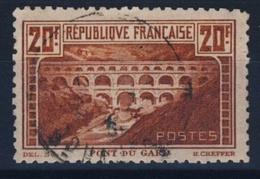 FRANCE      N°  262  B - Gebraucht