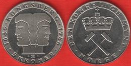 "Norway 5 Kroner 1986 ""Anniversary Of The Mint"" UNC - Norvège"