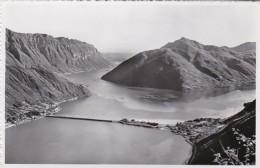 Switzerland Lago di Lugano Ponte di Melide Photo