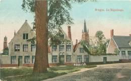 BRUGES - Le Béguinage - Brugge