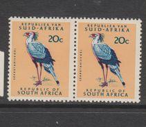 Yvert 289A ** Neuf Sans Charnière MNH En Paire - Afrique Du Sud (1961-...)