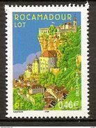 Timbre N°3492 Rocamadour Lot De 2002 Neuf - France