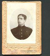 Fotografia De Militar Portugues. Old Real Photo PORTUGAL 1900s - Antiche (ante 1900)