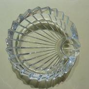 Cendrier En Cristal  Pour Collectionneurs - Glass