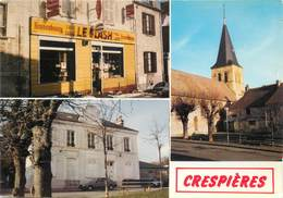 "/ CPSM FRANCE 78 ""Crespières"" - France"