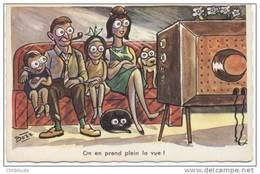 "ILLUSTRATEUR  ILL 111    BOZZ "" "" N° 1971  ED MD   CPSM 10X15 - Künstlerkarten"