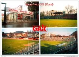 Stadium Postcard GAK-Stadion Graz Österreich Austria Autriche Terrain Sports Ground Stade Sportplatz Stadio Estadio - Fussball