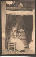 Vrouwenkamp Albert's Dorp.Een Der Kamers Door De Vrouwen Bewoond. Oorlog 1914-1918. Internering. Grande Guerre. - Zeist
