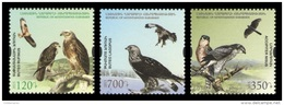 Armenia (Nagorno-Karabakh) 2015 Mih. 101/03 Fauna. Birds MNH ** - Armenia