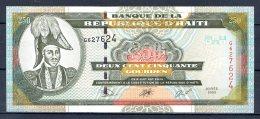 460-Haiti Billet De 250 Gourdes 2003 G627  Neuf - Haïti