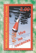 PUBLICITE--LA POSTE--vive Les Vacances--voir 2 Scans - Poste & Facteurs