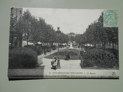RHONE VILLEFRANCHE SUR SAONE LE SQUARE - Villefranche-sur-Saone