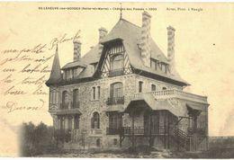 CPA N°2545 - VILLENEUVE LES BORDES - CHATEAU DES FOSSES - 1903 - France