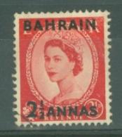 Bahrain: 1952/54   QE II   SG84    2½a On 2½d       Used - Bahrein (...-1965)