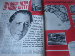 ABC 1969 GAETA SCAURI MINTURNO LEO FERRE' CANTANTE PALMA CAMPANIA - Libros, Revistas, Cómics