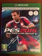 XBOX ONE - PES 2015 - PRO EVOLUTION SOCCER - Sony PlayStation