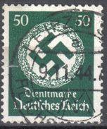 Deutsches Reich 1942 - Dienstmarken - Mi.177 - Used - Gestempelt (nicht Geprüft) - Dienstpost