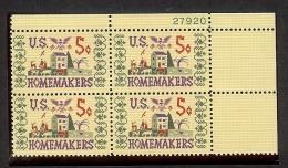 1972 - U.S. # 1464-1467 - Block Of 4 - Mint VF/NH - Unused Stamps