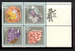 1974 - U.S. # 1538-1541 - Block Of 4 - Mint VF/NH - Unused Stamps