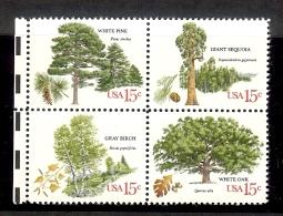 1978 - U.S. # 1764-1767 - Block Of 4 - Mint VF/NH - Unused Stamps