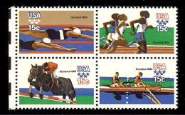 1979 - U.S. # 1790-1794 - Block Of 4 - Mint VF/NH - Unused Stamps