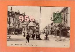 CPA * * BORDEAUX * * Place Fondaudege - Bordeaux