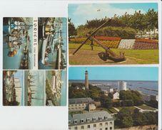 LORIENT Lot De 8 Cartes Postales - Lorient