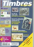 MAG--207. TIMBRES MAGAZINE N° 89,  AVRIL 2008 , DOSSIER = LES POSTES AERIENNE DE 1949 - 1950 ,  MYSTERE ET POLEMIQUE - Français (àpd. 1941)