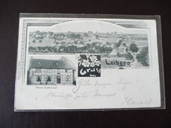 Gruss Aus Leiberg Bad Wünnenberg 1900 - Bad Wünnenberg