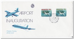 Niuafoou, Plane - Postzegels