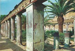 Ercolano - Hercolanum.  Casa A Graticcio - Balcone Pensile   Italy.  # 06547 - Ercolano