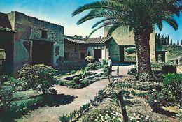 Ercolano - Hercolanum.  Casa Dell`atrio A Mosaico     Italy.  # 06724 - Ercolano