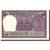India, 1 Rupee, 1971, KM:77i, 1971, SPL - India
