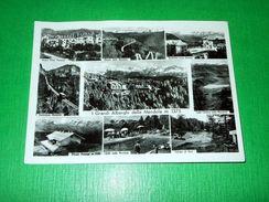 Cartolina I Grandi Alberghi Della Mendola - Vedute Diverse 1961 - Trento