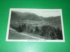 Cartolina Mocenigo - Lanza ( Trento ) - Veduta Generale 1935 Ca - Trento
