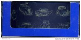TINTIN CARS TINTIN EN VOITURE Only NEW BOX See REF ATLAS Si Spedisce Piegato - Accessori