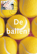 D30685 CARTE MAXIMUM CARD FD 2009 NETHERLANDS - TENNIS BALLS - WHEELCHAIR CP ORIGINAL - Handisport