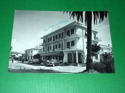 Cartolina Diano Marina - Hotel Continental 1962 - Imperia