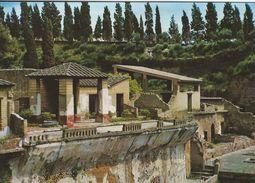 Ercolano - Hercolanum.  Panoramic Houses On Southern Bastion    Italy.  # 06728 - Ercolano