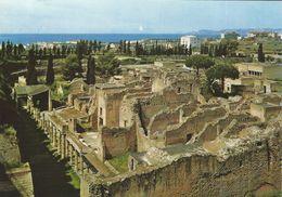 Ercolano - Hercolanum.  Panoramic View From North    Italy.  # 06729 - Ercolano