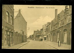 Rumbeke ( Roulers  Roeselare )  Roeselarestraat  Rue De Roulers - Roeselare