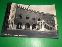 Cartolina Treviso - Piazza Indipendenza 1960 - Treviso