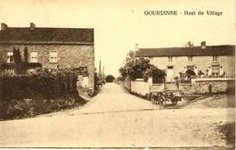 Gourdinne (Walcourt). Haut Du Village. Attelage Avec Chien - Walcourt
