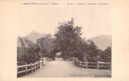 """Ile Maurice - Mauritius - Route Du """"Réduit"""" (automobile) - Maurice"""