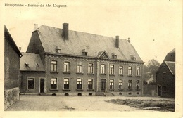 Hemptinne (Fernelmont). Ferme De Monsieur Dupont - Fernelmont