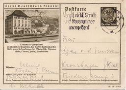 Bk1/ Deutsches Reich Ganzsache Bildpostkarte P 236/ 41-179-1-B1 Gelaufen/ Used - Ganzsachen