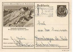 Bk2/ Deutsches Reich Ganzsache Bildpostkarte P 236/ 40-150-1-B5 Gelaufen/ Used - Ganzsachen